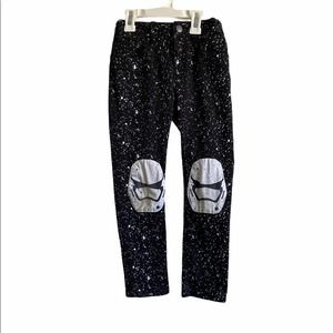 H&M Star Wars Soft Style Boy Jean's 7-8 Yrs